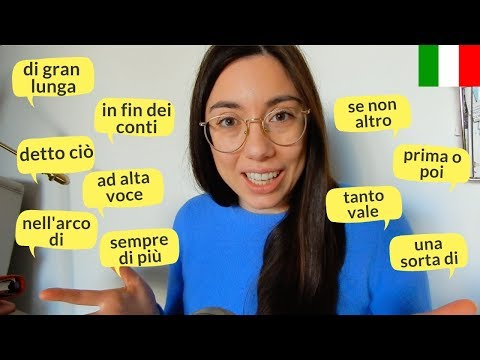 14 Italian Phrases To Boost Your Daily Conversations In Italian (B1+)