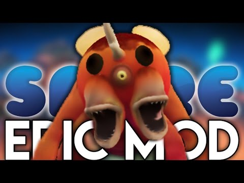 EPIC MOD (GONE SEXUAL) • Spore: Epic Mod #1