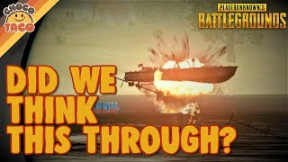 Well That Was Pure Chaos ft. WTFMoses - chocoTaco PUBG Gameplay