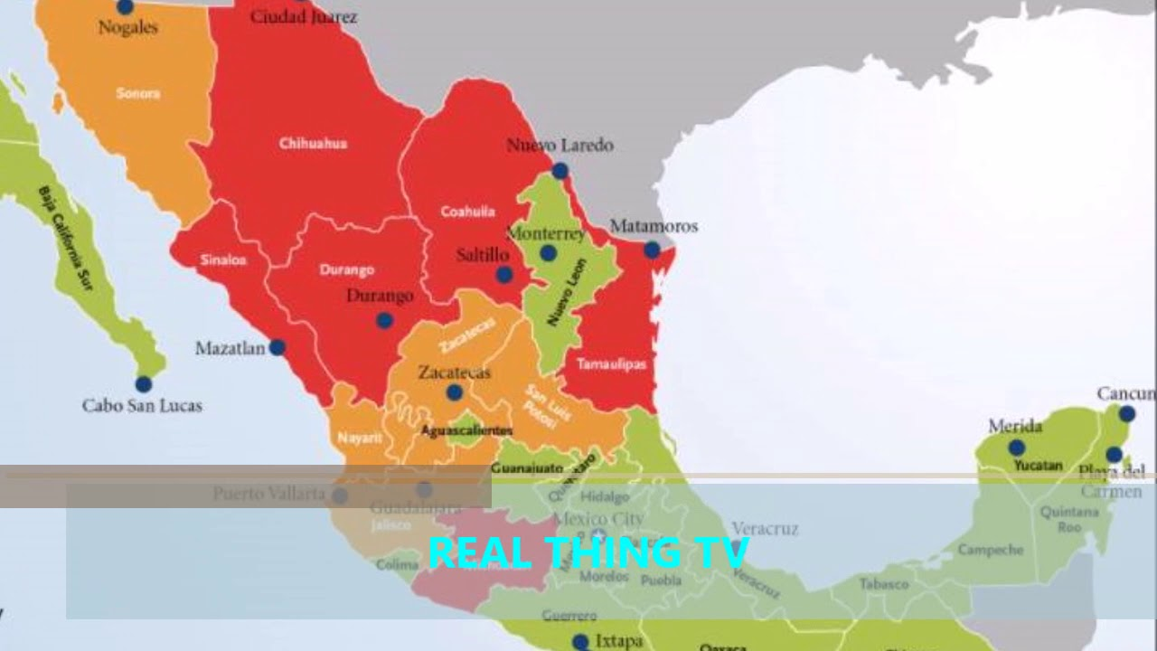 Mexico travel warning youtube mexico travel warning publicscrutiny