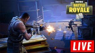 SQUAD GETTING ACTIVE!! Fortnite Battle Royal