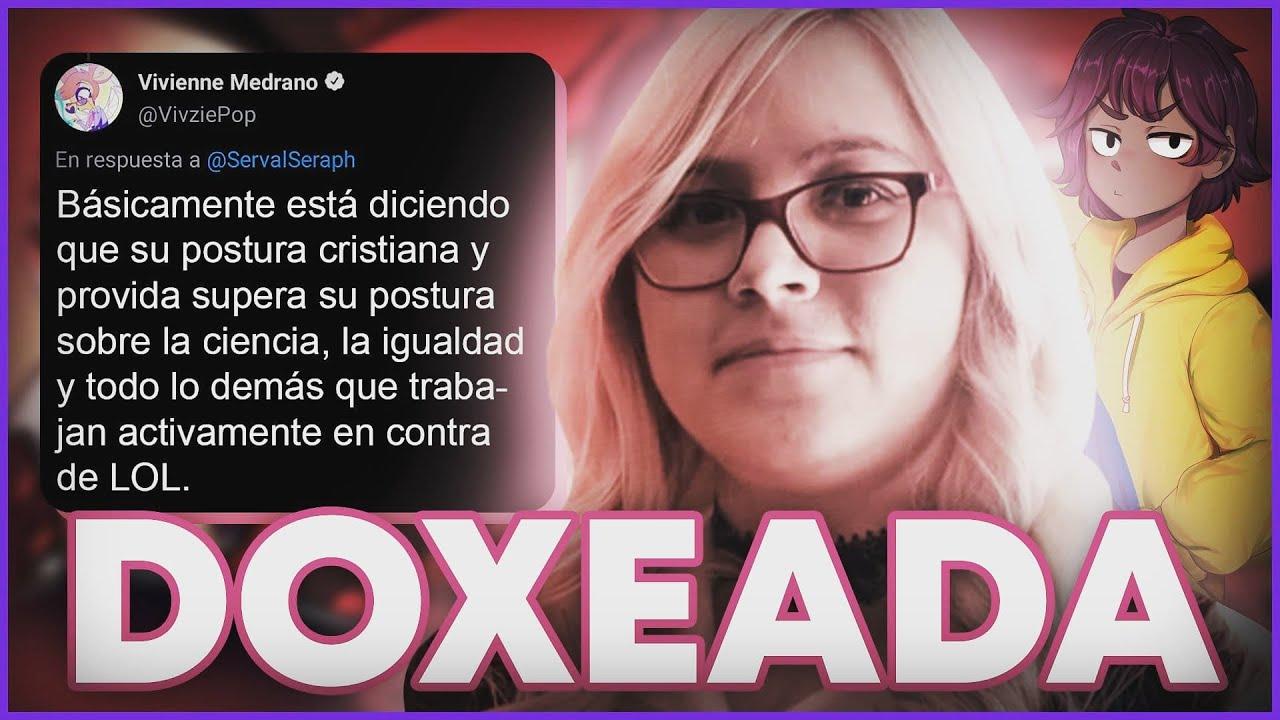 "Vivziepop DOXEADA por fans de Scott Cawthon, ""justicia"" poética."