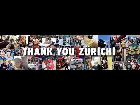 Metallica: Thank You, Zurich!