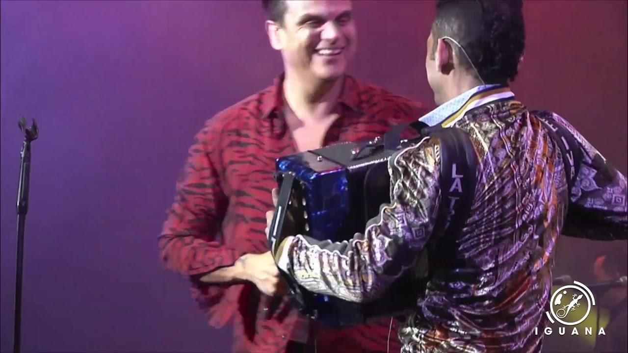 Volvamos - Silvestre Dangond e Iván Zuleta - Entre Grandes Tour Chile 2019