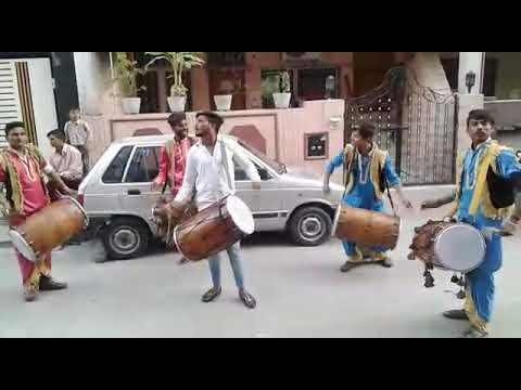 DHOL BEATS / bhangra dhol / lesson /