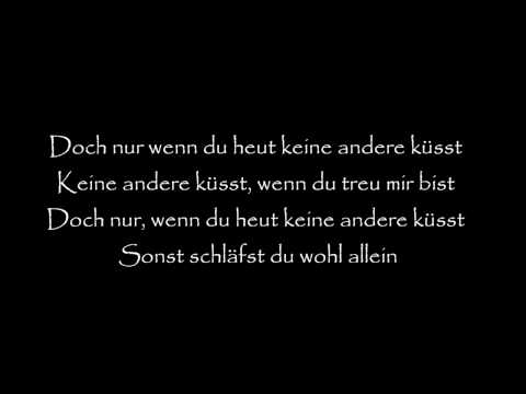 Faun feat. Santiano - Tanz mit mir (Lyrics on the Screen) (HD)