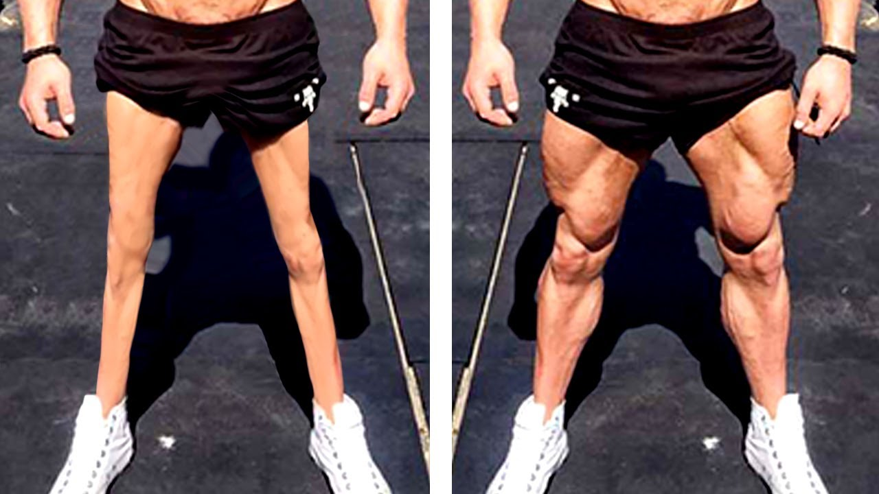 how to work out leg