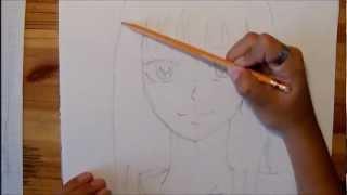 How to draw Kuronuma Sawako/ Kimi ni Todoke