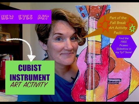 Cubist Instruments Preview!! Check out the FALL BREAK ART ACTIVITY PACK!
