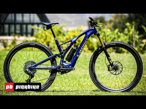 2020 Specialized Turbo Levo SL: A 38 Pound E-Bike | First Look & Ride