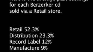 How to buy the new Berzerker album