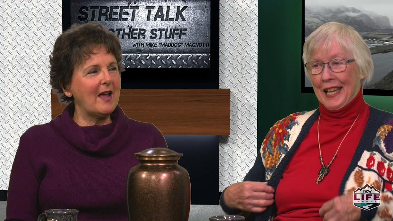 Street Talk & Other Stuff - Bonnie Van Hoven & Sue Lawson