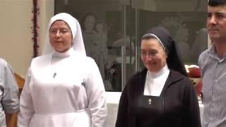Hermanas siervas del sacramento recibieron la medalla padre Clemente Giraldo