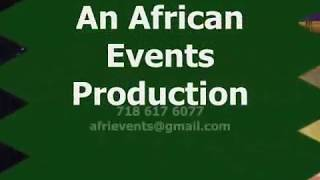 dancing time at eunic launching 2009 an african events production