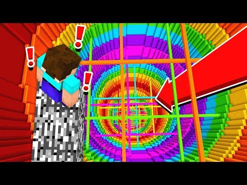 WORLDS most IMPOSSIBLE Minecraft DROPPER 😱