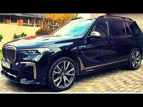 BMW X7 The Luxurious SUV with hard instru 🔊💯