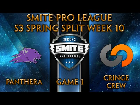 SPL S3 Spring Split Week 10 - Panthera vs. Cringe Crew (Game 1)