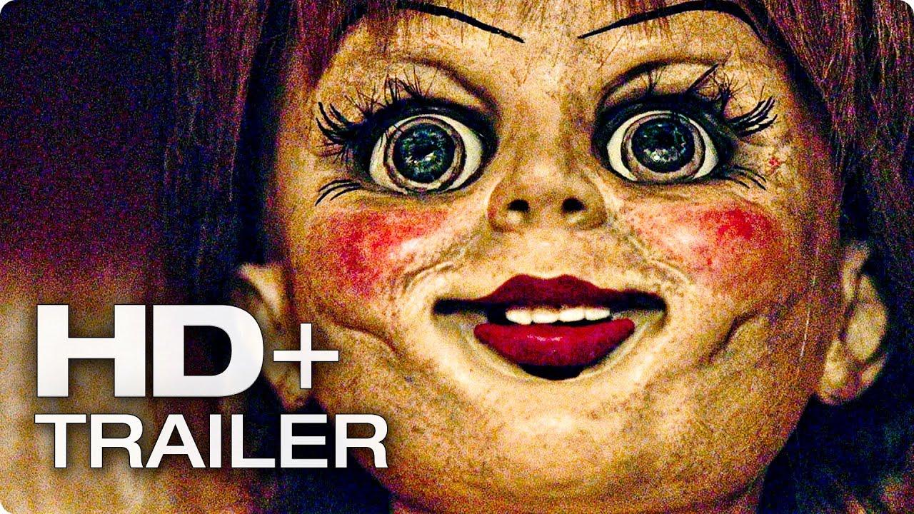 annabelle trailer 2014