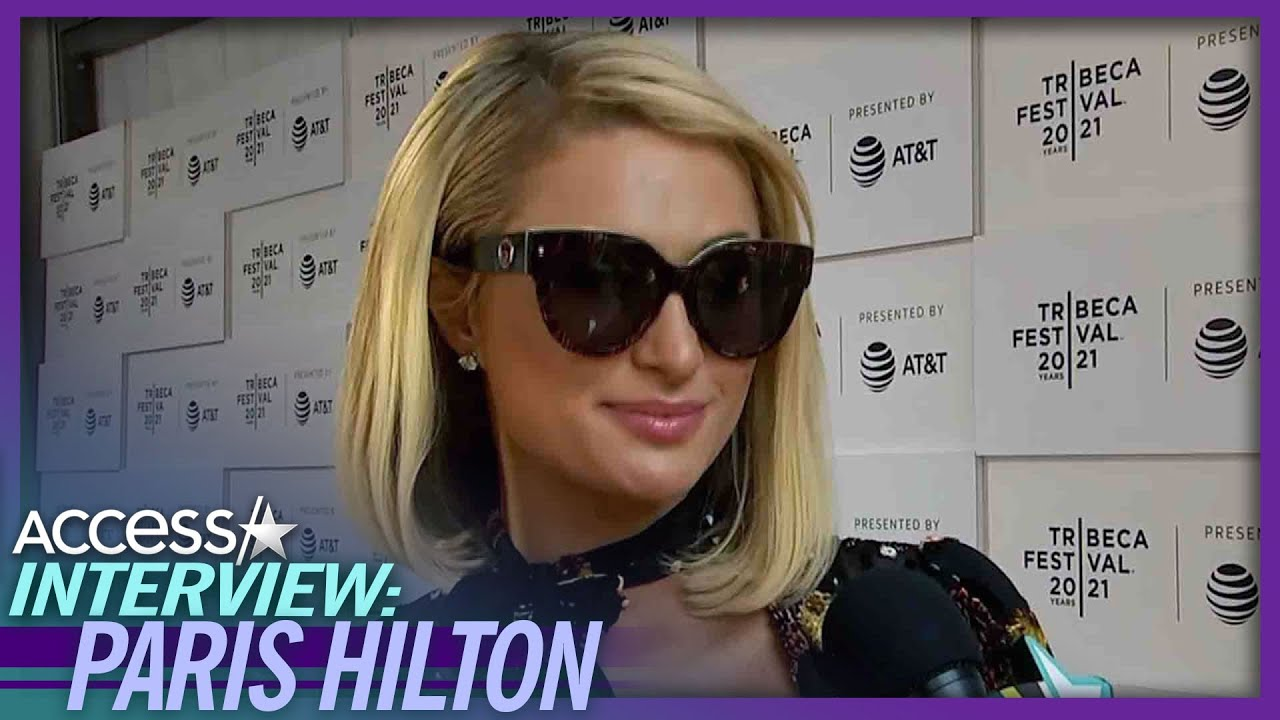 Paris Hilton Shares Support For Britney Spears (EXCLUSIVE)