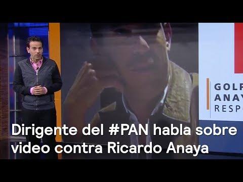 El dirigente del #PAN habla sobre video contra Ricardo Anaya. Retransmisión de #DespiertaConLoret