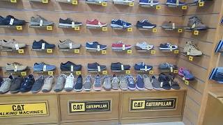 Caterpillar Showroom | Boots | Work Shoes | Safety Shoes | Bags