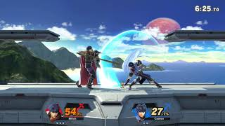 Ike vs Marth patch 8.0.0