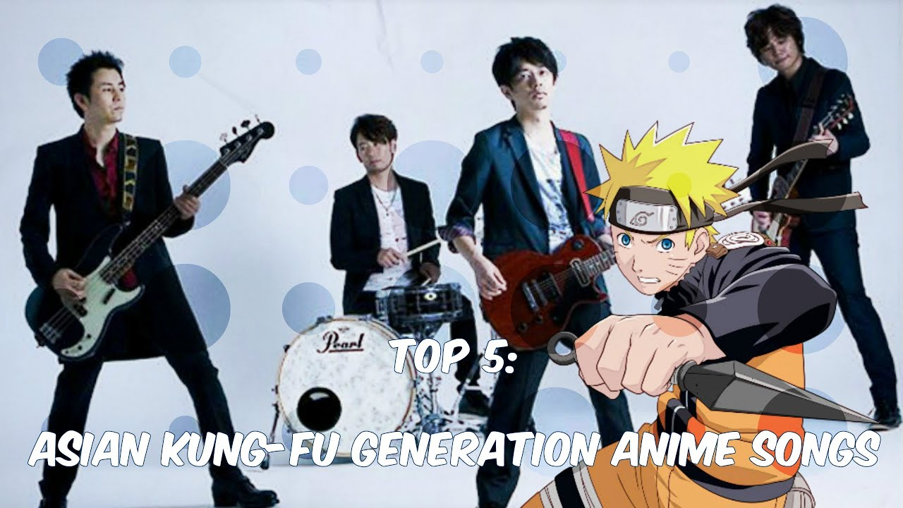 Asian kung fu generation need