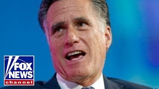 Romney announces Utah Senate run