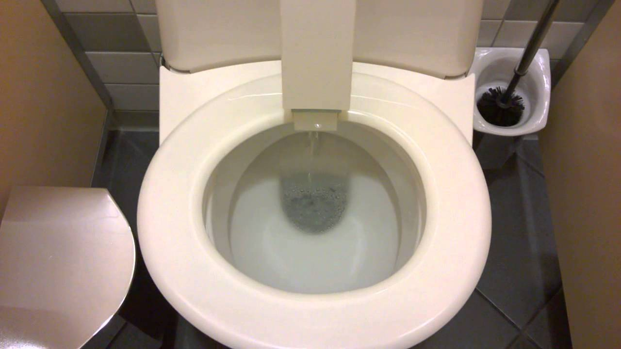 japanese self cleaning toilet.  Extremely cool German self cleaning public toilet YouTube