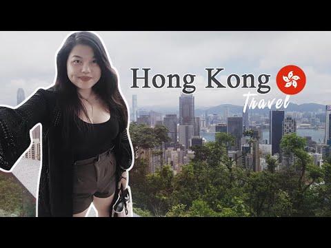 ĐẢO HONG KONG, ĐẢO CỬU LONG, VỊNH NƯỚC CẠN, NÚI THÁI BÌNH | Du lịch Hong Kong | GiangGina