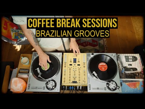 CBS: Brazilian Grooves Vinyl Set