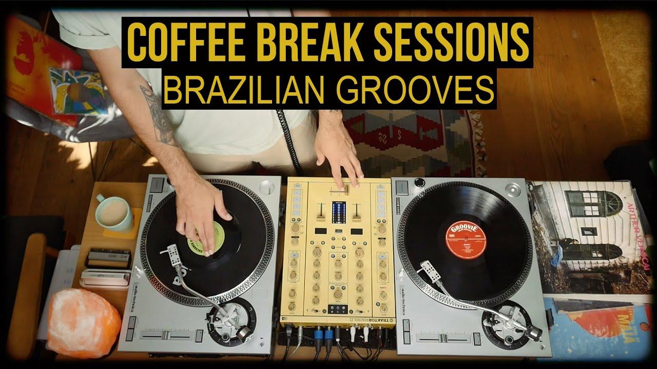 Download CBS: Brazilian Grooves Vinyl Set