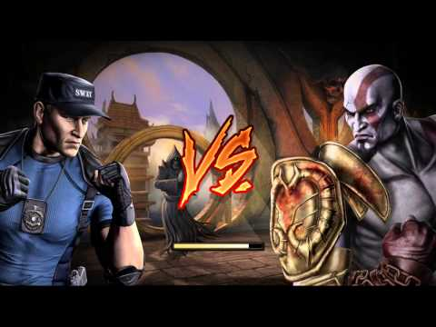 Police Brutality - Mortal Kombat Komplete Edition #06