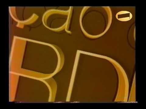 Abertura Edição da Tarde - 1993 Rede Manchete
