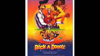 Rock-A-Doodle-Treasure Huntin Fever From The Soundtrack