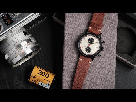Unboxing Our Customized Undone Urban Vintage Watch + Review