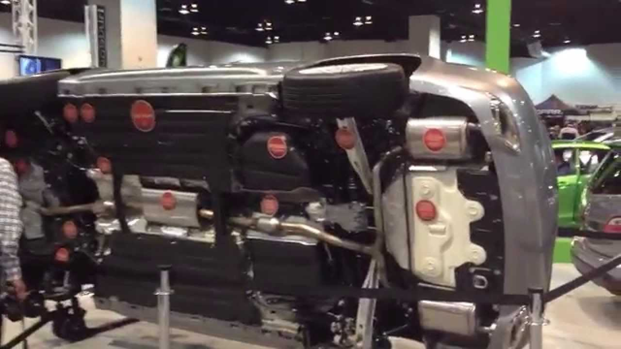 2013 Car Undercarriage Display  YouTube