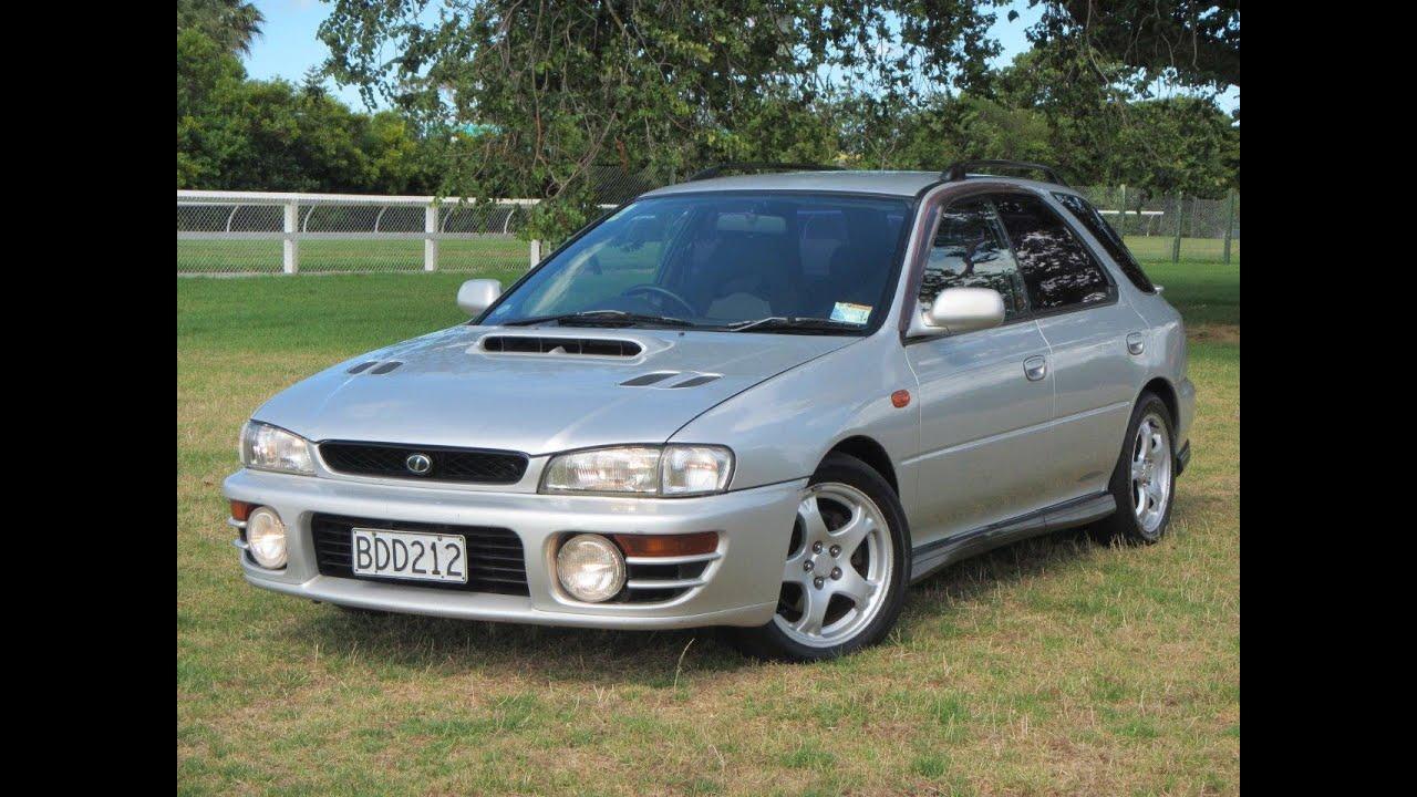 1997 Subaru Impreza Wrx Wagon No Reserve Cash4cars