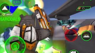 Battle bears gold assault gameplay bearail gun+metal crush