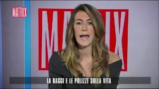 Annalisa chirico a matrix (3 febbraio 2017)