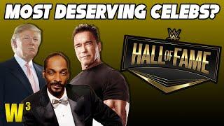 Best Wwe Hall Of Fame Celebrities