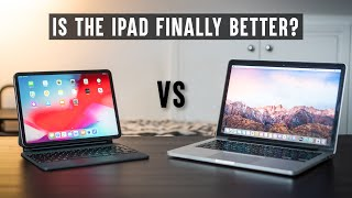 iPad Pro vs MacBook for Students