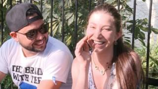 Cangri coquetea con una gitana | Los Perlas