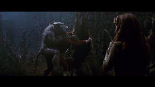 Принц Завидий Убивает Минотавра ... отрывок из фильма (Храбрые Перцем/Your Highness)2011