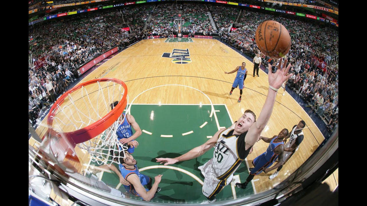 daa677986 Utah Jazz Top 10 Plays of the 2014-15 Season - YouTube