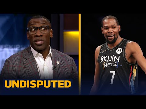 Skip & Shannon react to Kevin Durant's 'very impressive' return to Nets | NBA | UNDISPUTED