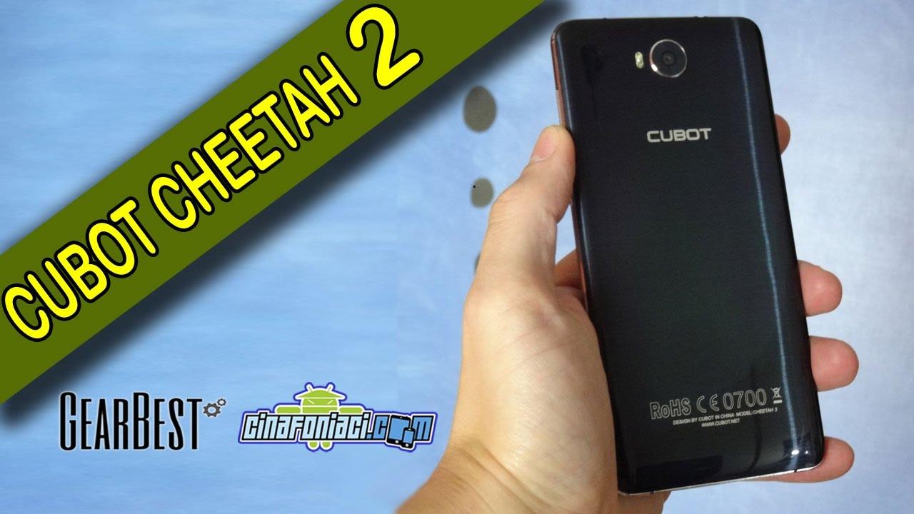 CUBOT CHEETAH 2 PREZZO AMAZON