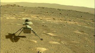 Erster Hubschrauberflug über Mars muss verschoben werden