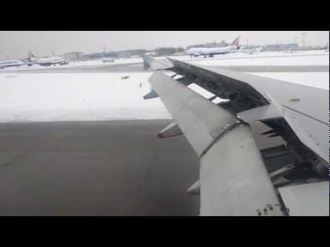 Из Израиля в Москву Israir рейс: 6Н 813 посадка 10.01.2012 г.