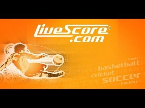 livescore fusbal